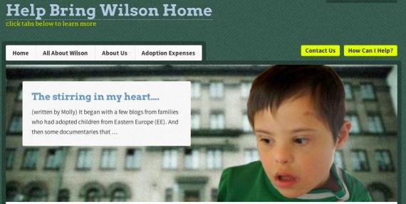Adoption Blog for the Butler Family